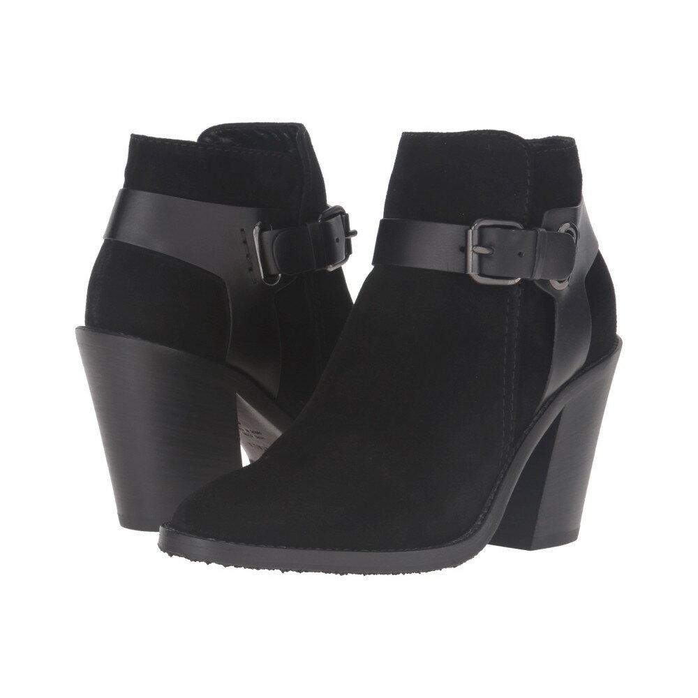 アクアタリア レディース シューズ・靴 ブーツ【Liana】Black Suede/Calf Combo