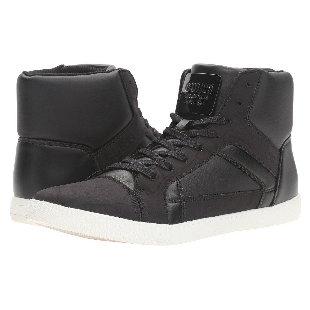 ゲス メンズ シューズ・靴 スニーカー【Jaxom】Black