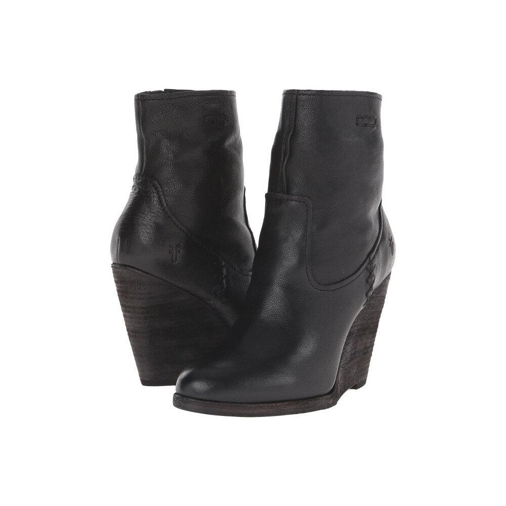 フライ レディース シューズ・靴 ブーツ【Cece Artisan Short】Black Washed Vintage
