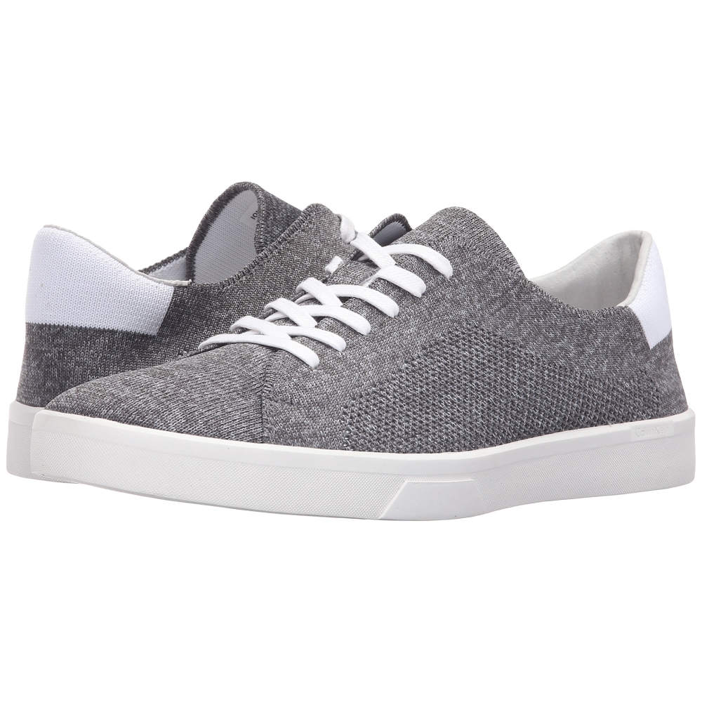 カルバンクライン メンズ シューズ・靴 スニーカー【Ion】Grey Heathered Knit