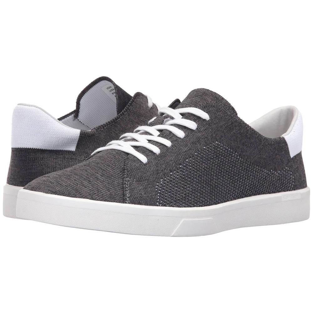 カルバンクライン メンズ シューズ・靴 スニーカー【Ion】Black Heathered Knit