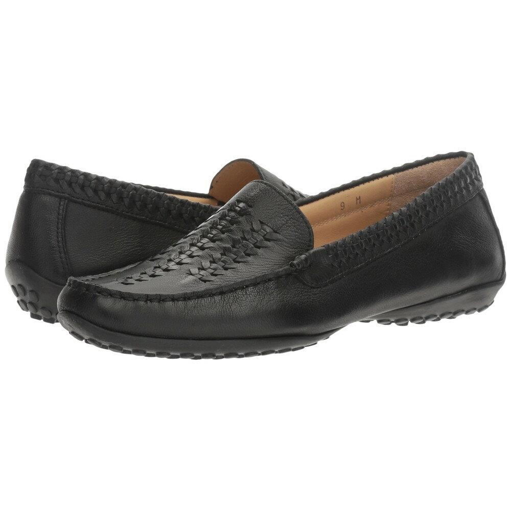 ヴァネリ Vaneli レディース シューズ・靴 フラット【Adonis】Black Nubia