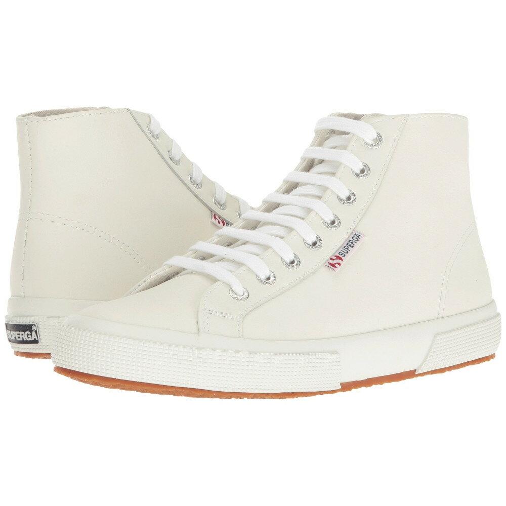 スペルガ レディース シューズ・靴 スニーカー【2795 FGLU】White