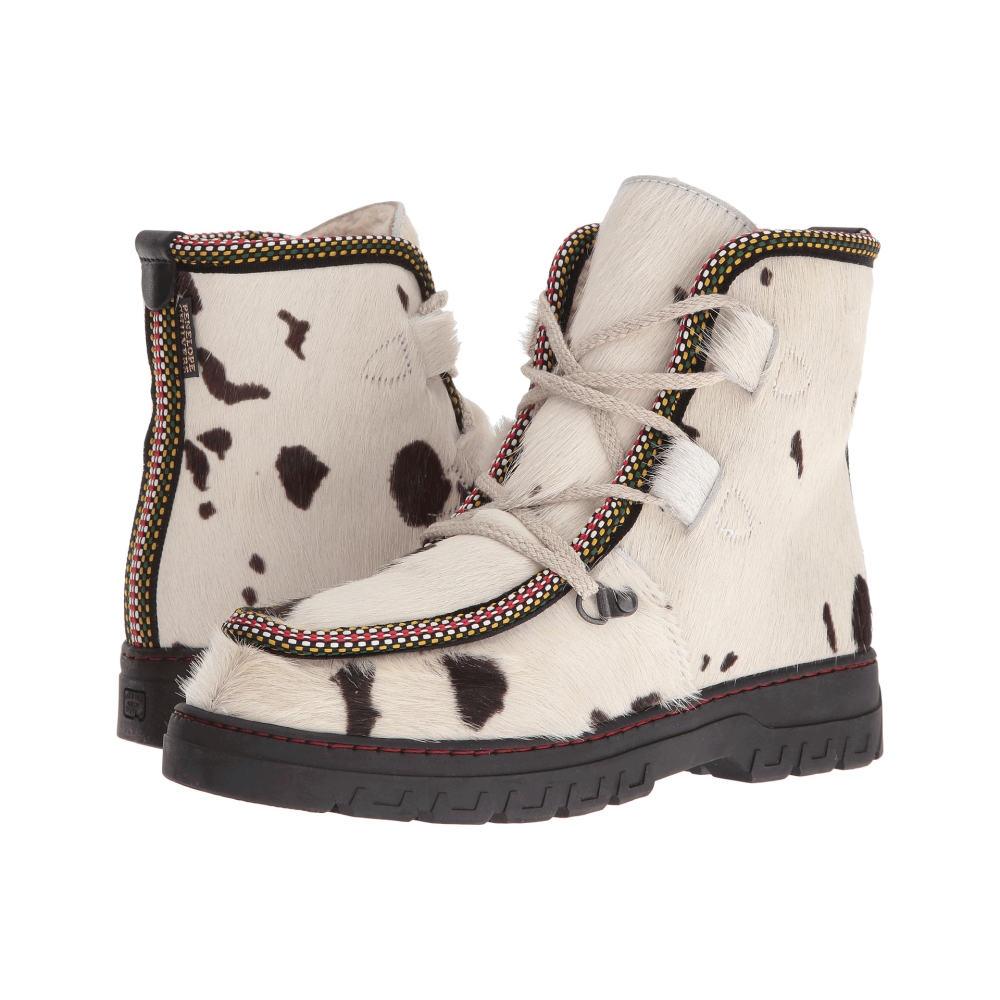 ペネロペ シルヴァーズ レディース シューズ・靴 ブーツ【Incredible Boot】Seal Leather/Shearling