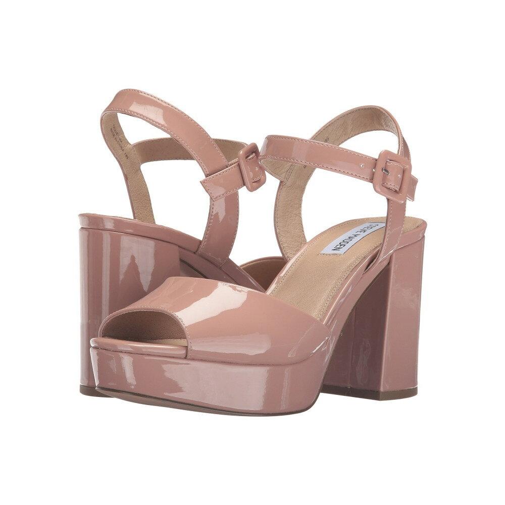 スティーブ マデン Steve Madden レディース シューズ・靴 サンダル【Trixie】Blush Patent