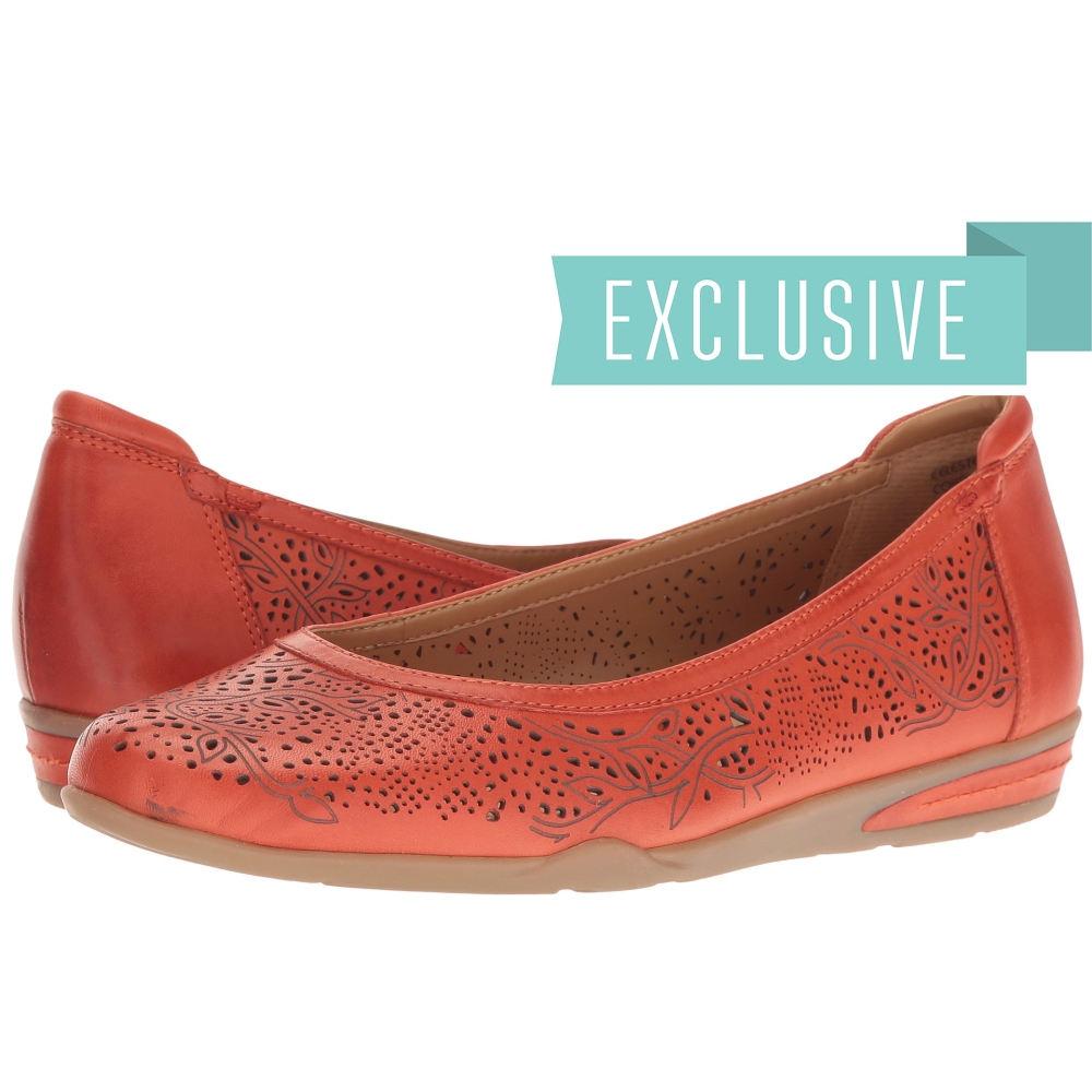 カルソーアースシューズ レディース シューズ・靴 スリッポン・フラット【Celeste】Coral