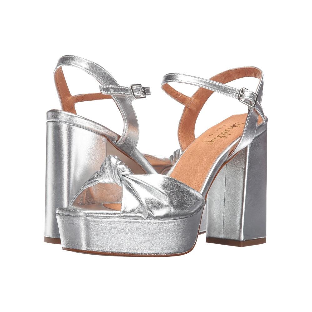 シェリーズロンドン Shellys London レディース シューズ・靴 サンダル【Tripp】Silver Leather