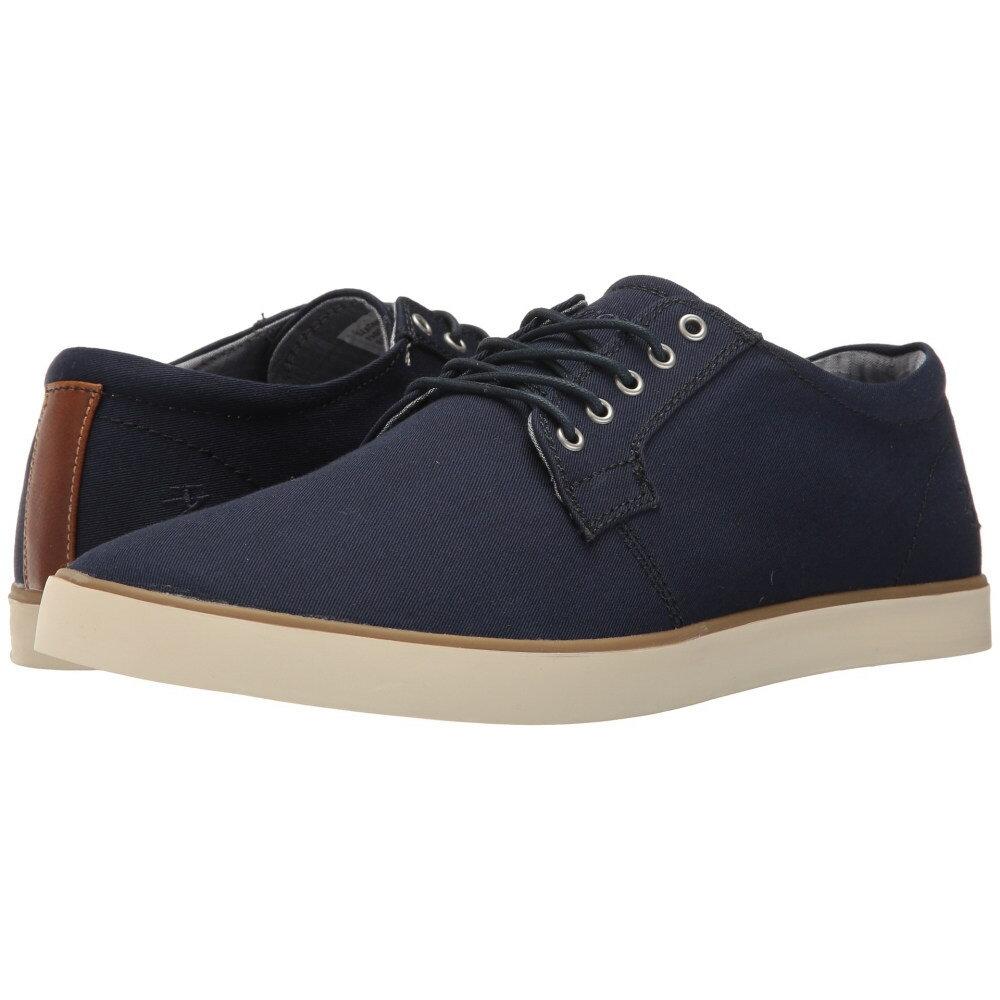 アイゾッド IZOD メンズ シューズ・靴 スニーカー【Saxon】Navy Fabric