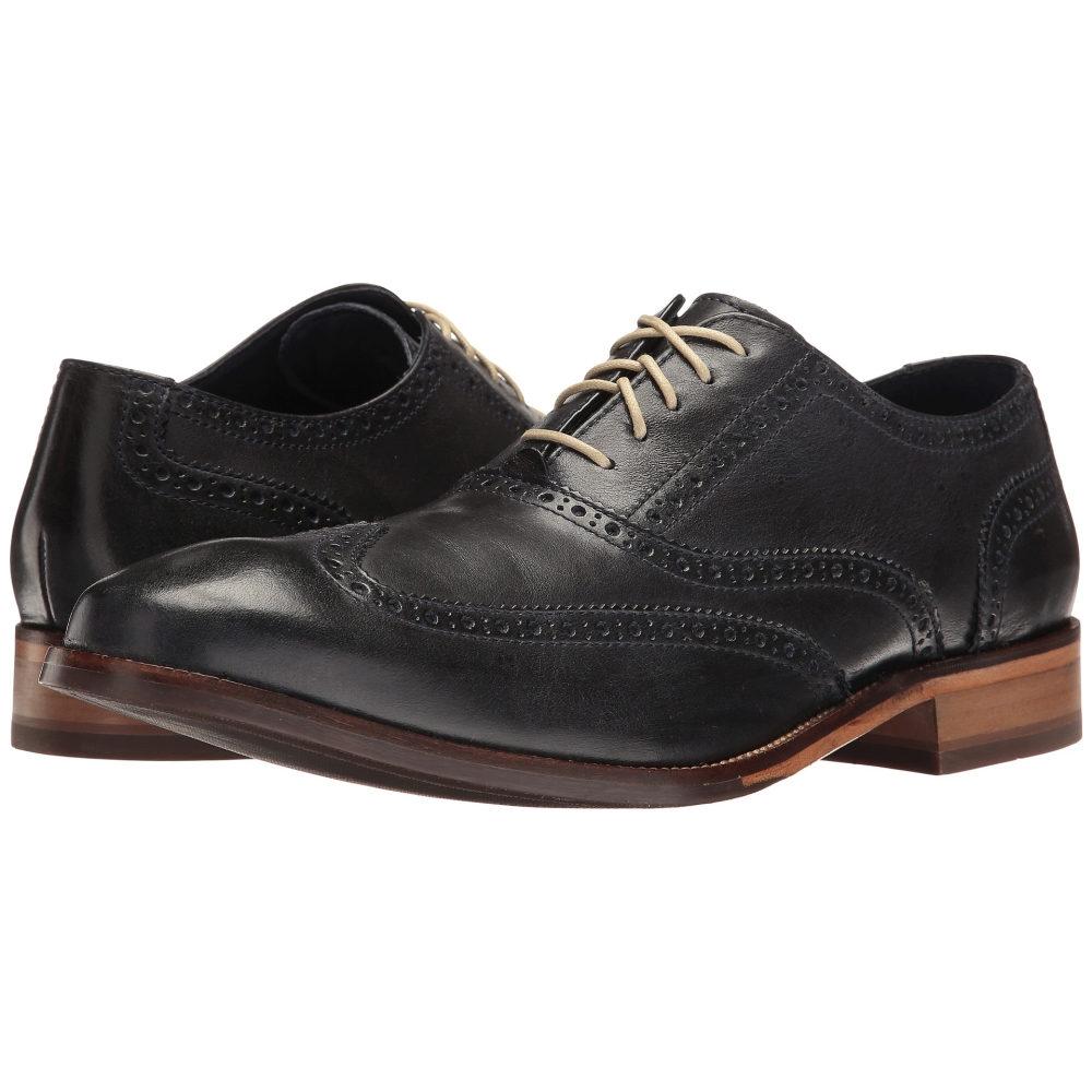 コールハーン Cole Haan メンズ シューズ・靴 オックスフォード【Williams Wing II】Navy Ink