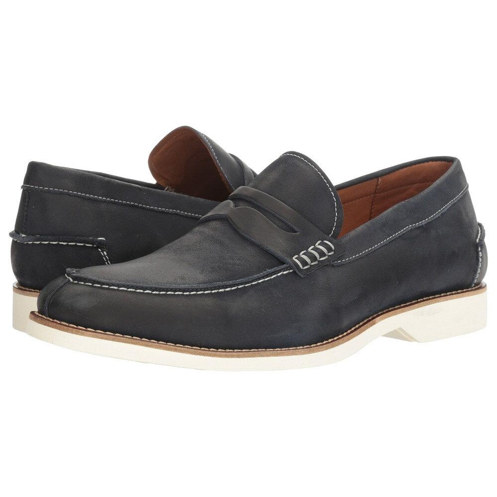 ドナルド ジェイ プリナー メンズ シューズ・靴 革靴・ビジネスシューズ【Ponce】Navy