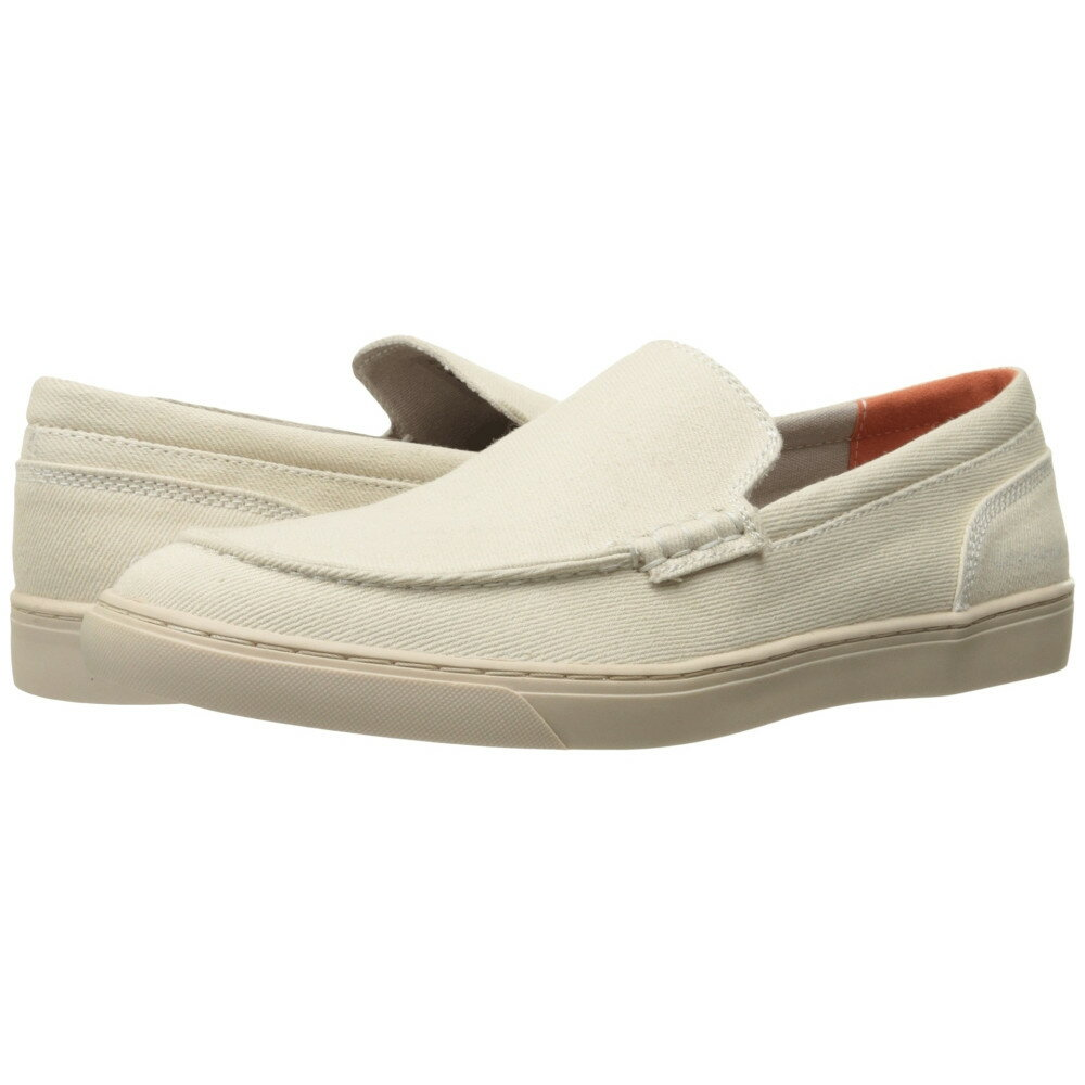 カルバンクライン メンズ シューズ・靴 革靴・ビジネスシューズ【Zeus】Custard White
