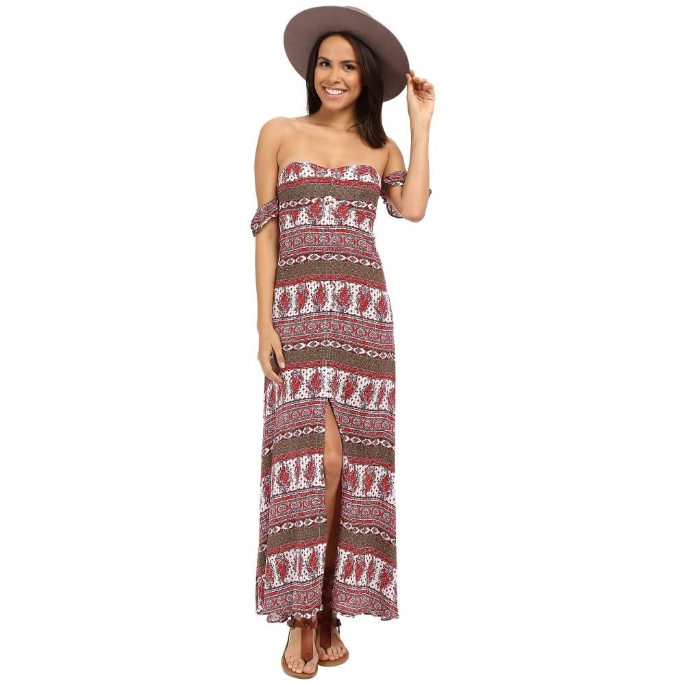 ザ ジェットセットダイアリーズ レディース ワンピース・ドレス ワンピース【Tropical Paradise Maxi Dress】Tropical Paradise