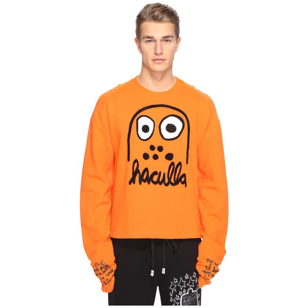 ハーキュラ メンズ トップス Tシャツ【Battle Buddy Crew Neck】Orange