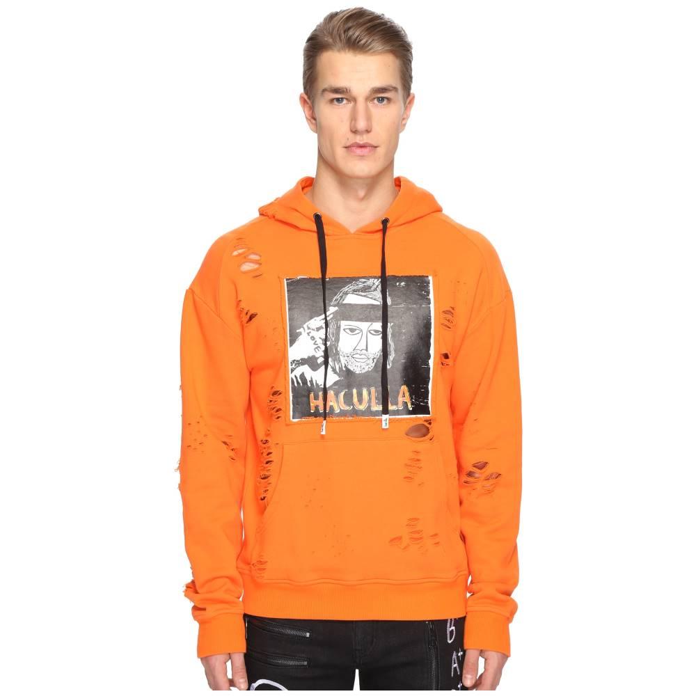 ハーキュラ メンズ トップス パーカー【Killin It Hoodie】Orange