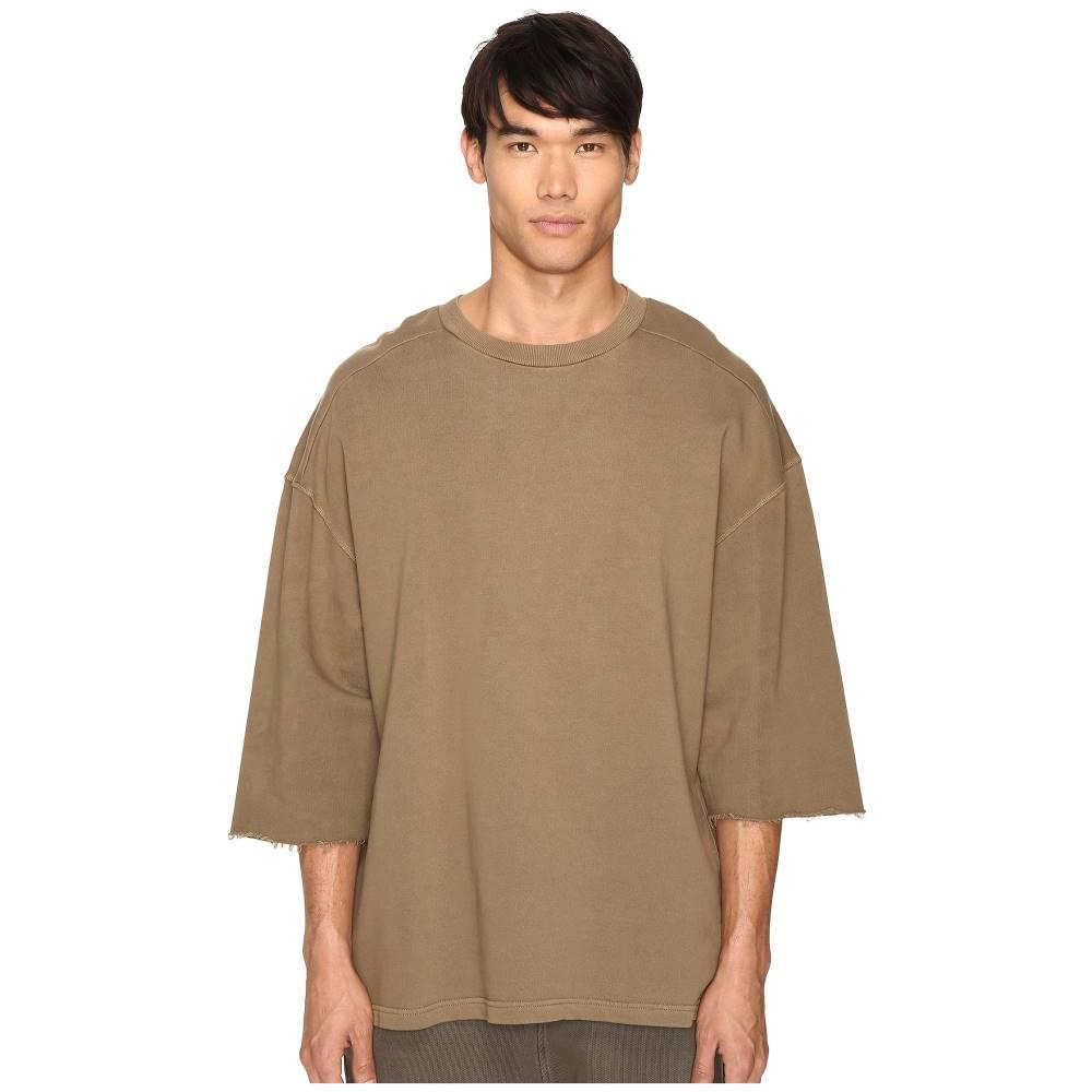 アディダス メンズ トップス Tシャツ【Short Sleeve Sweatshirt Tee】Fossil