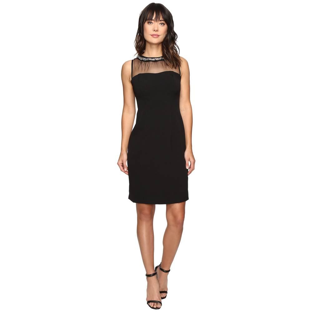 最安値 アールエスブイピー レディース ワンピース・ドレス ワンピース【Gala Illusion Dress】Black