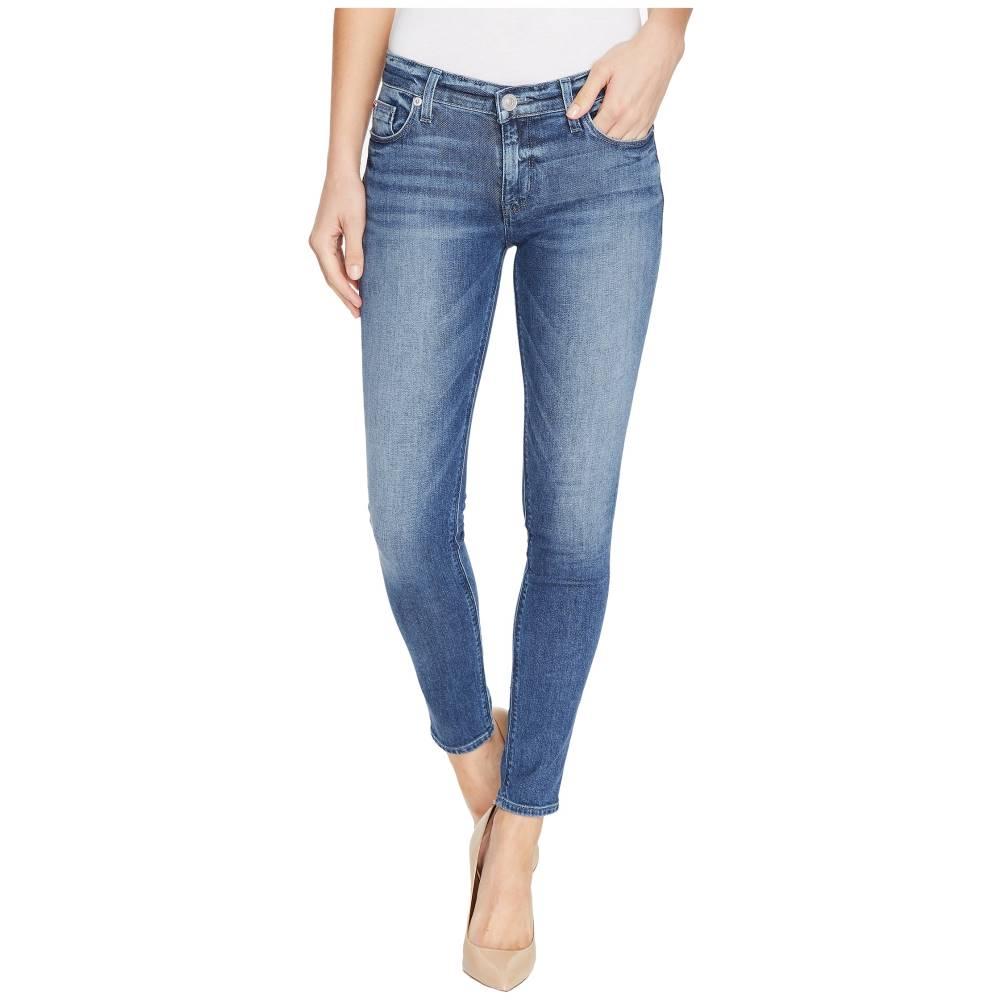ハドソン レディース ボトムス・パンツ ジーンズ・デニム【Krista Ankle Super Skinny Five-Pocket Jeans in Reigning】Reigning