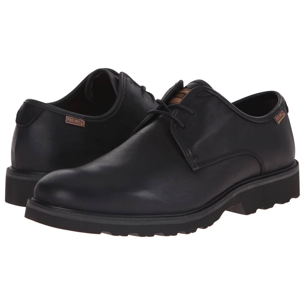 ピコリノス メンズ シューズ・靴 革靴・ビジネスシューズ【Glasgow 05M-6034F】Black