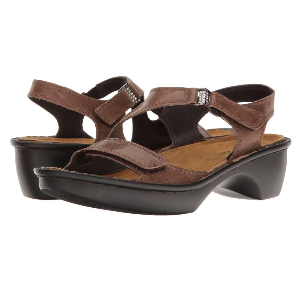 ナオトフットウェアー レディース シューズ・靴 サンダル・ミュール【Faso】Hazlenut Leather