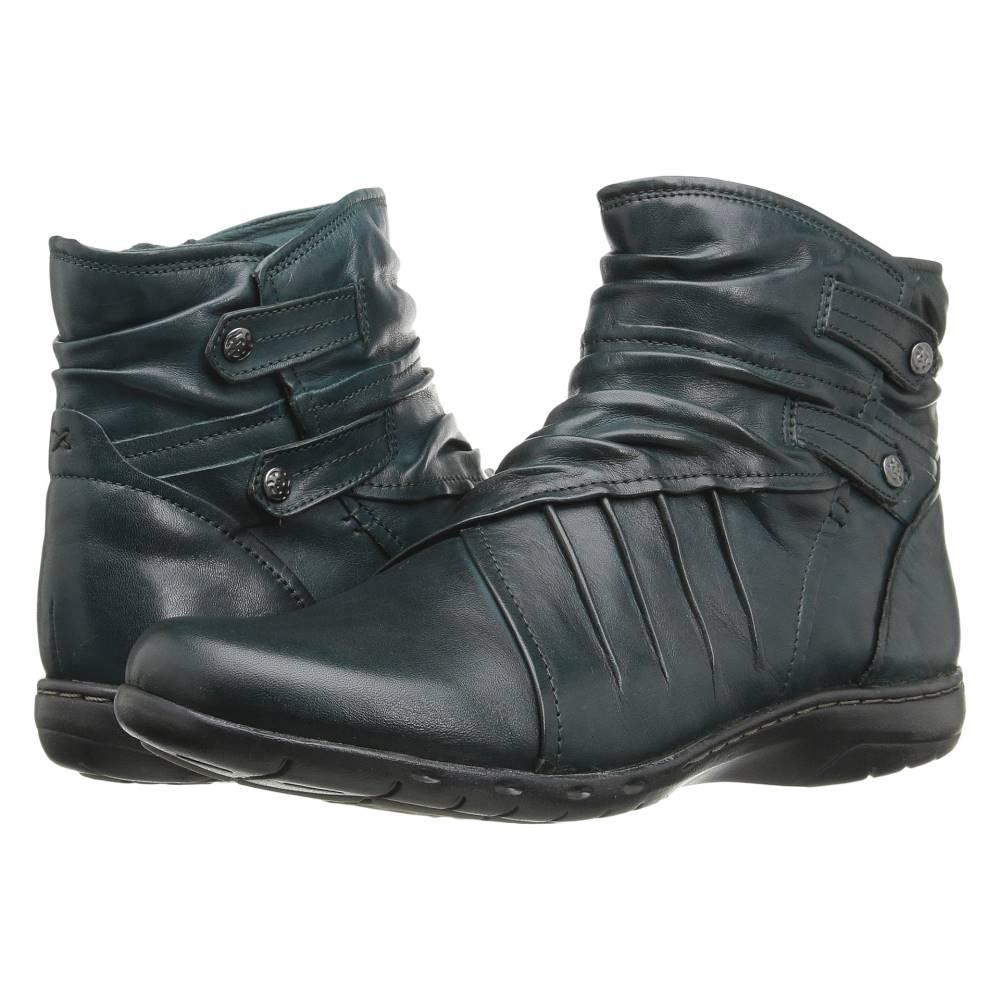ロックポート レディース シューズ・靴 ブーツ【Cobb Hill Pandora】Blue/Teal