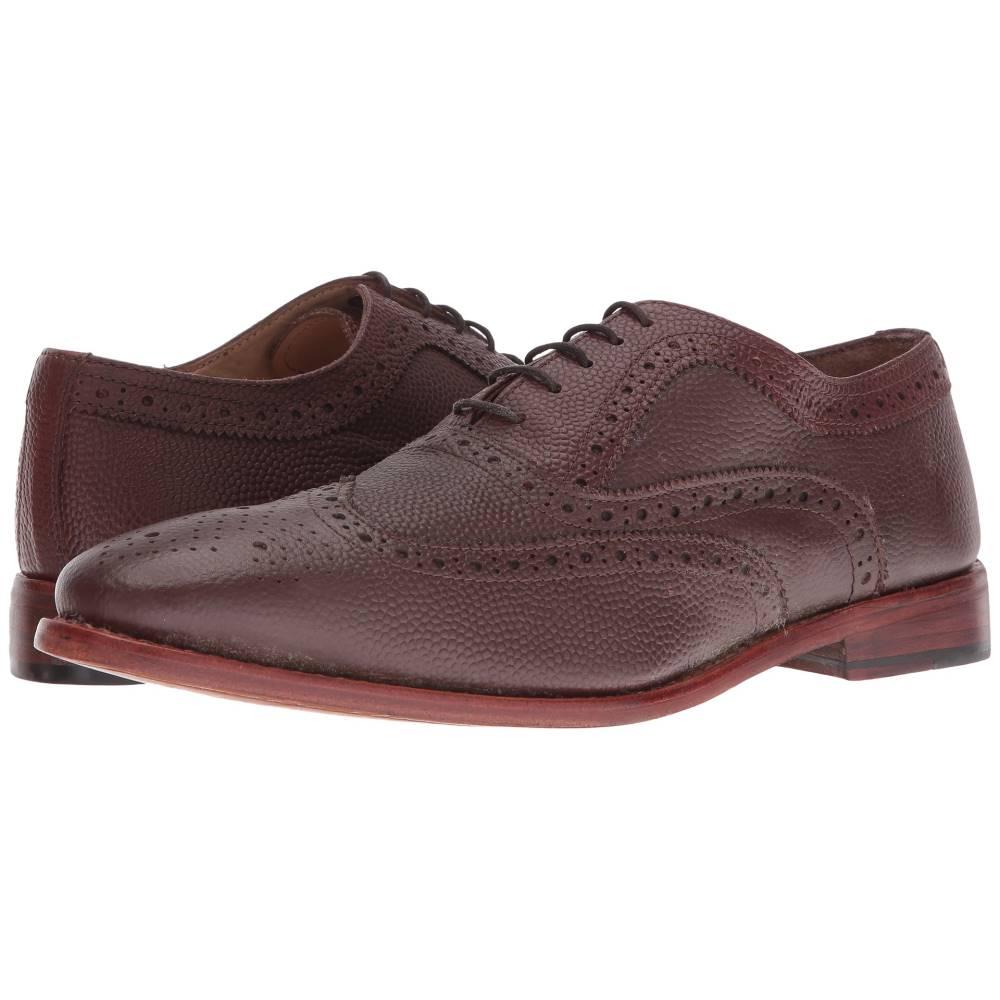 ロータス メンズ シューズ・靴 革靴・ビジネスシューズ【Harry】Oxblood Leather