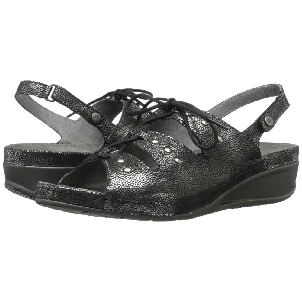 ウォーキー レディース シューズ・靴 サンダル・ミュール【Bombi】Black