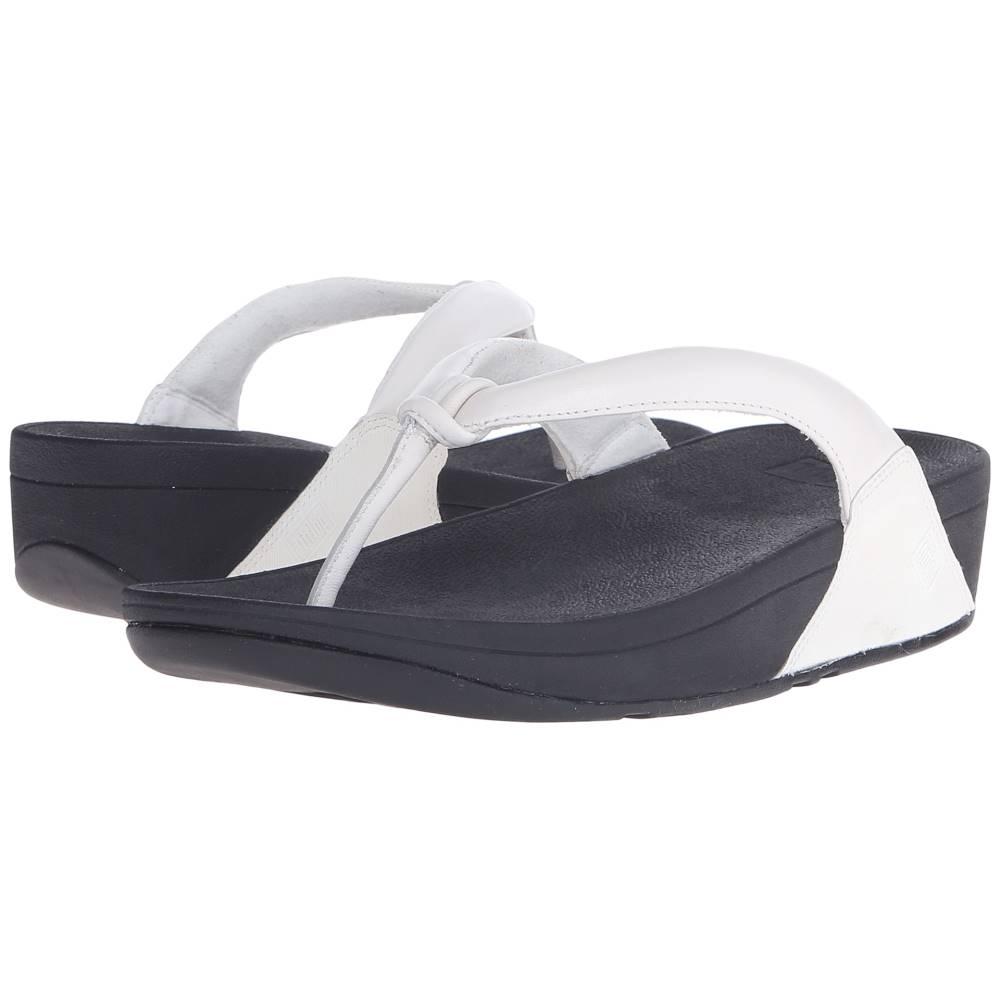 フィットフロップ レディース シューズ・靴 サンダル・ミュール【Swirl】Urban White