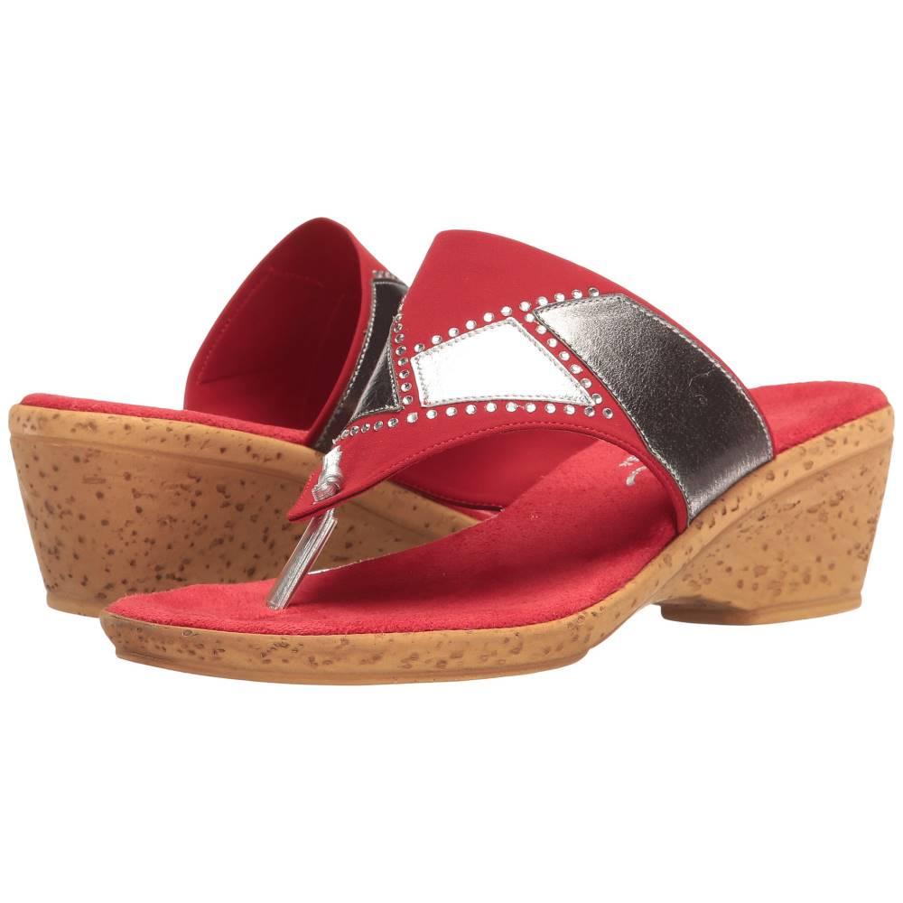 オネックス レディース シューズ・靴 サンダル・ミュール【Marjie】Red