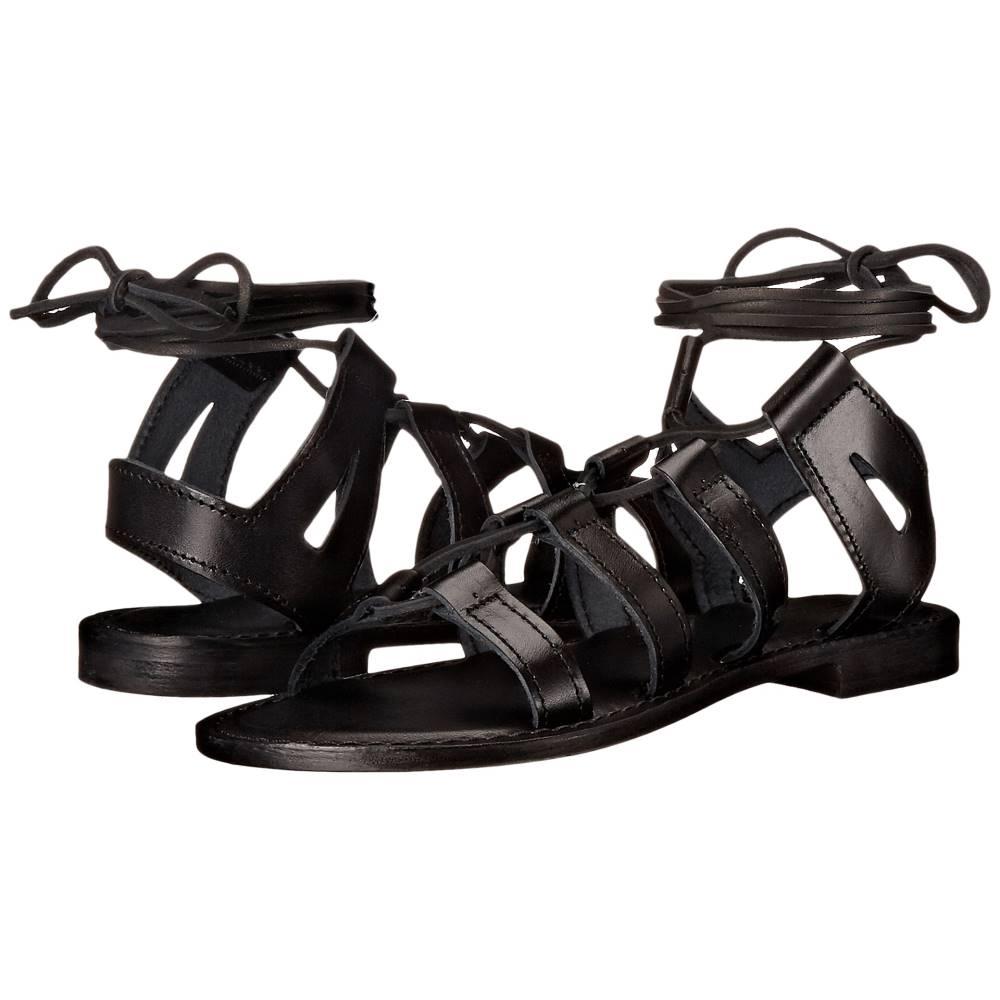 ホワイトマウンテン レディース シューズ・靴 サンダル・ミュール【Felisha】Black Leather