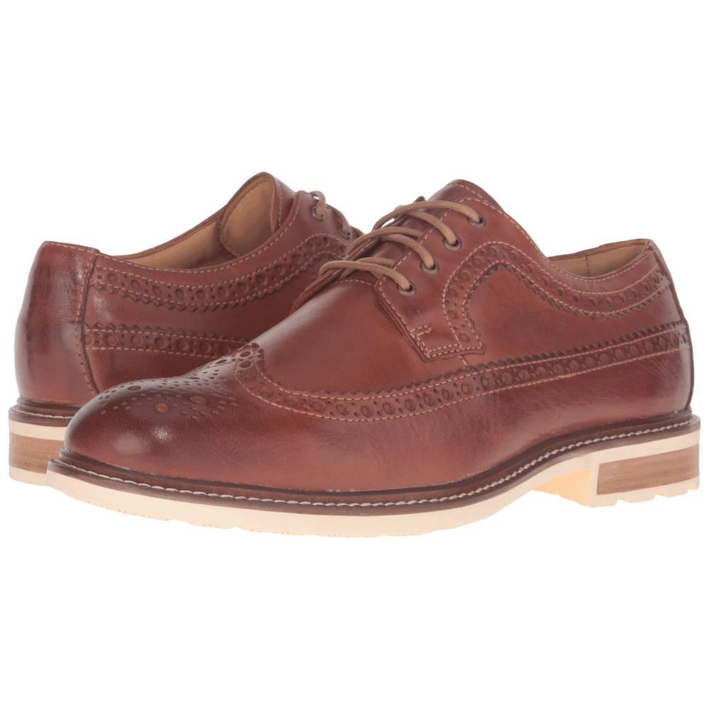 スペリー メンズ シューズ・靴 革靴・ビジネスシューズ【Gold Annapolis Wingtip】Tan