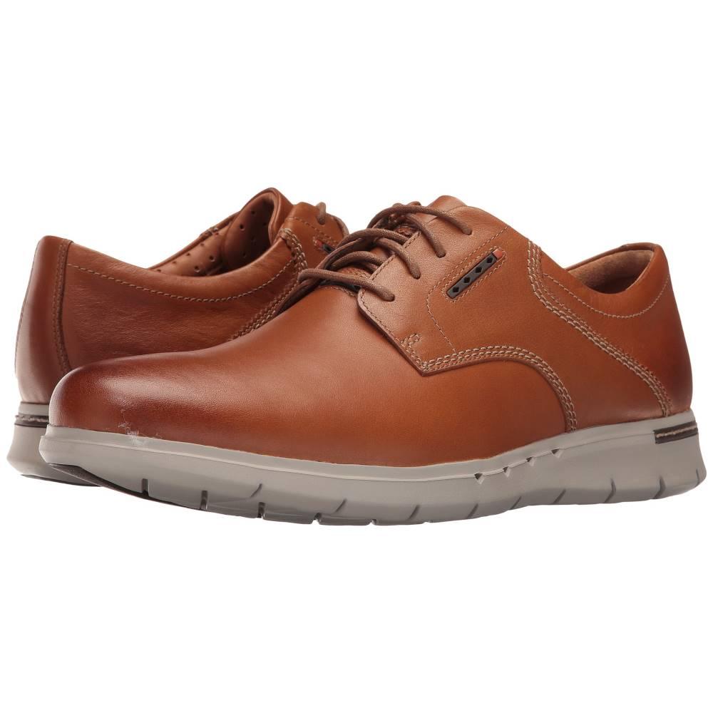 クラークス メンズ シューズ・靴 革靴・ビジネスシューズ【Un.Byner Lane】Tan Leather
