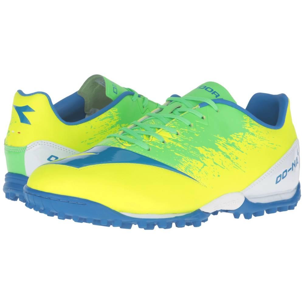 ディアドラ メンズ シューズ?靴 スニーカー【DD-NA4 R TF】Yellow Fluo/Green