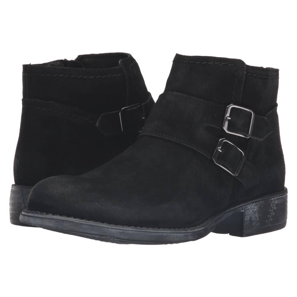 エリック マイケル レディース シューズ・靴 ブーツ【Revi】Black