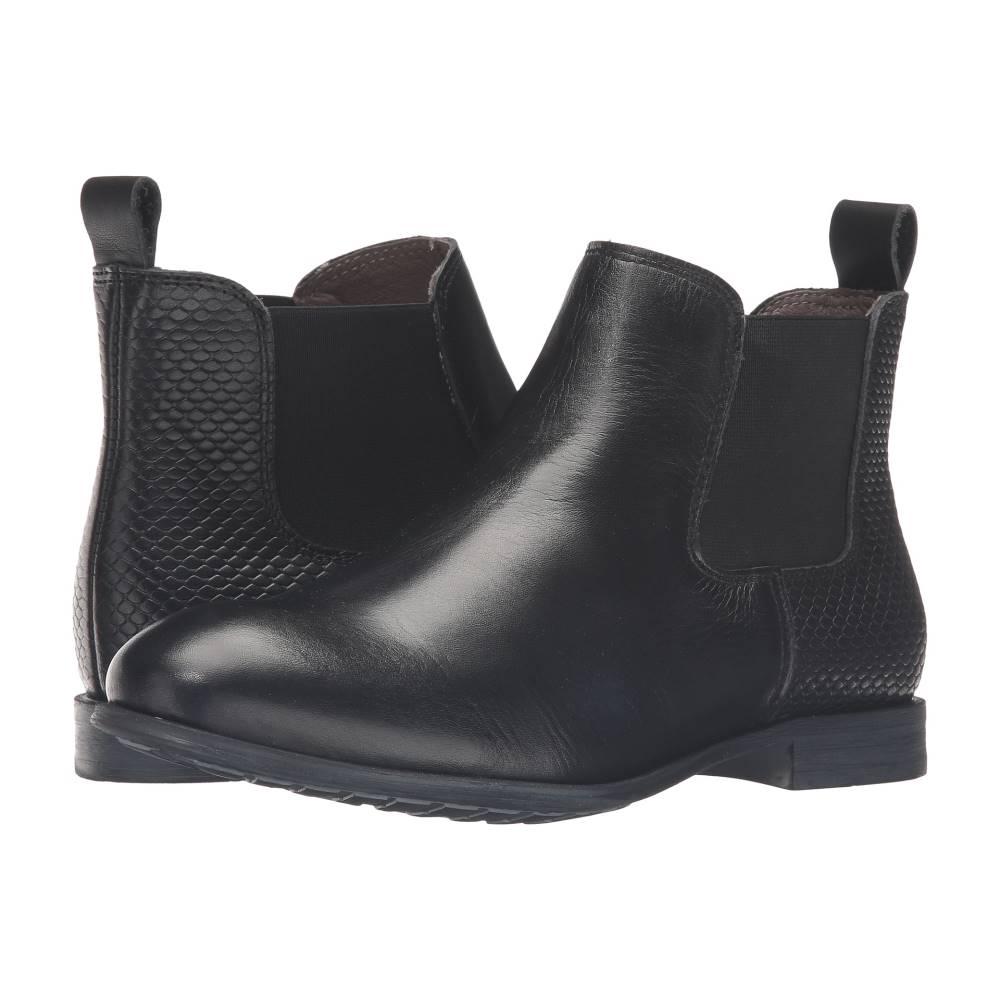 エリック マイケル レディース シューズ・靴 ブーツ【Marcia】Black