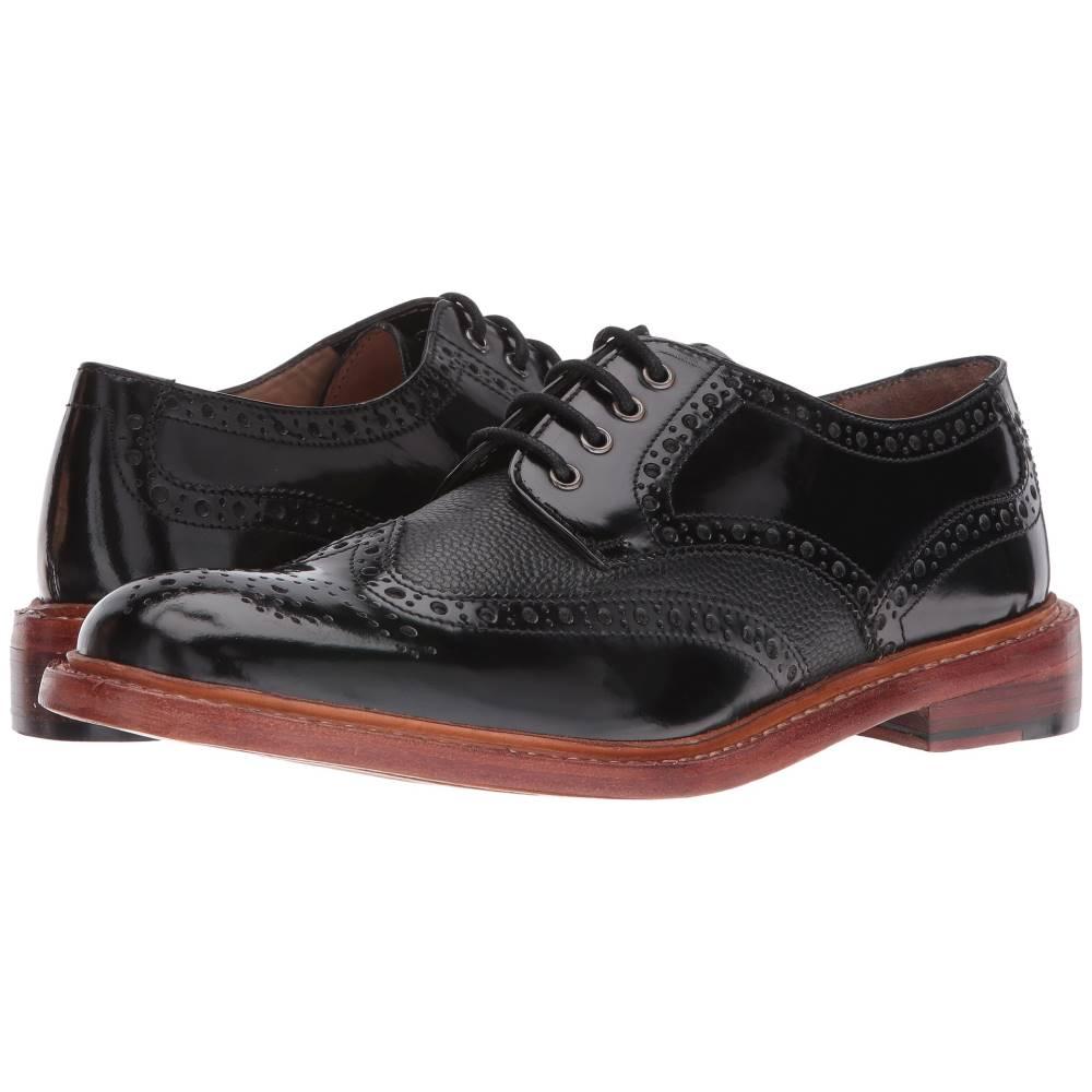 ロータス メンズ シューズ・靴 革靴・ビジネスシューズ【Barkley】Black Antique