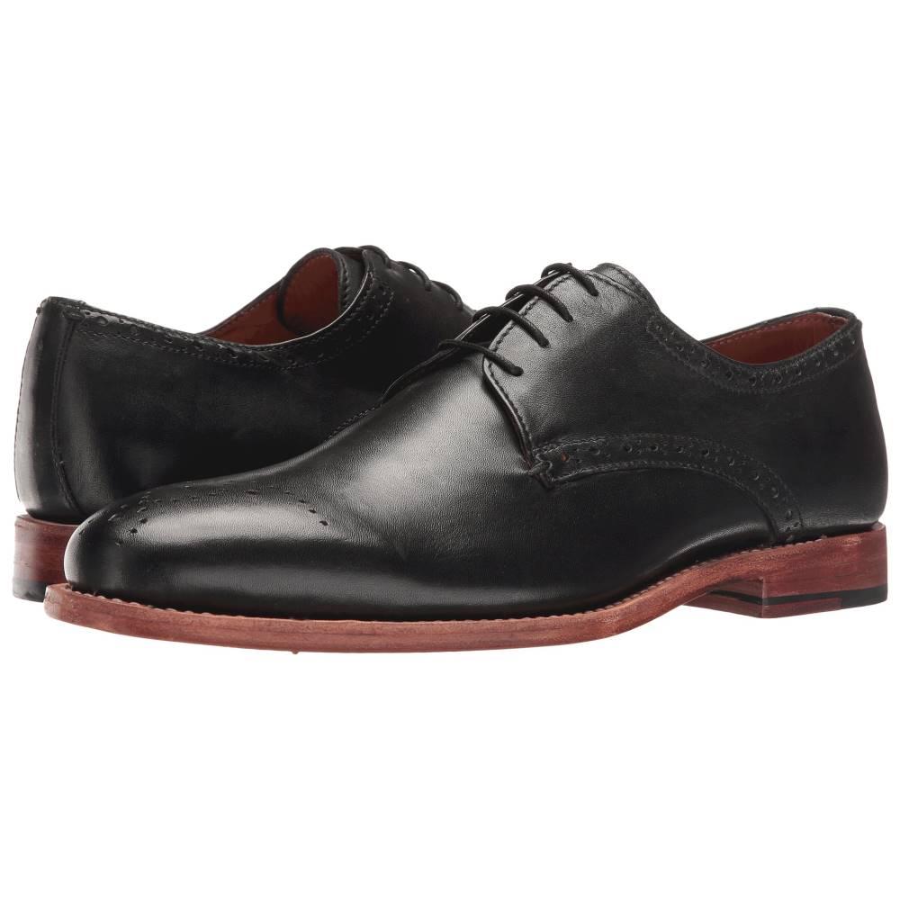 ロータス メンズ シューズ・靴 革靴・ビジネスシューズ【Jeremiah】Black Leather