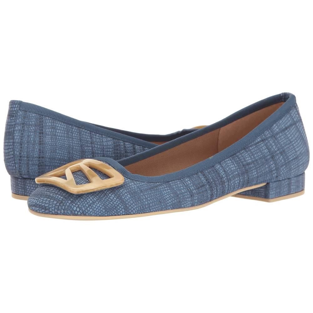 フレンチソール レディース シューズ・靴 スリッポン・フラット【Talisman】Jeans Ibiza Printed Leather