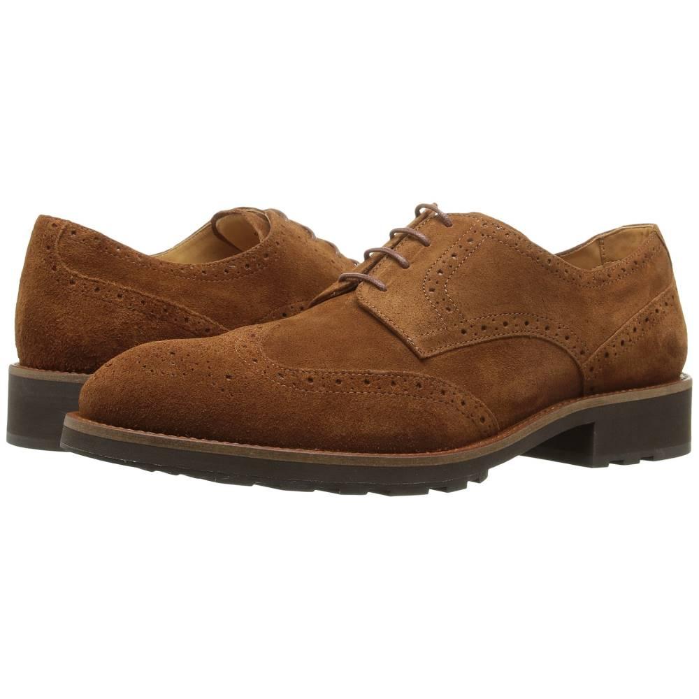 ヴィンス カムート メンズ シューズ・靴 革靴・ビジネスシューズ【Ayer】Whiskey