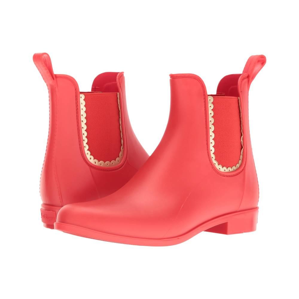 ジャックロジャース レディース シューズ・靴 レインシューズ・長靴【Sallie】Red