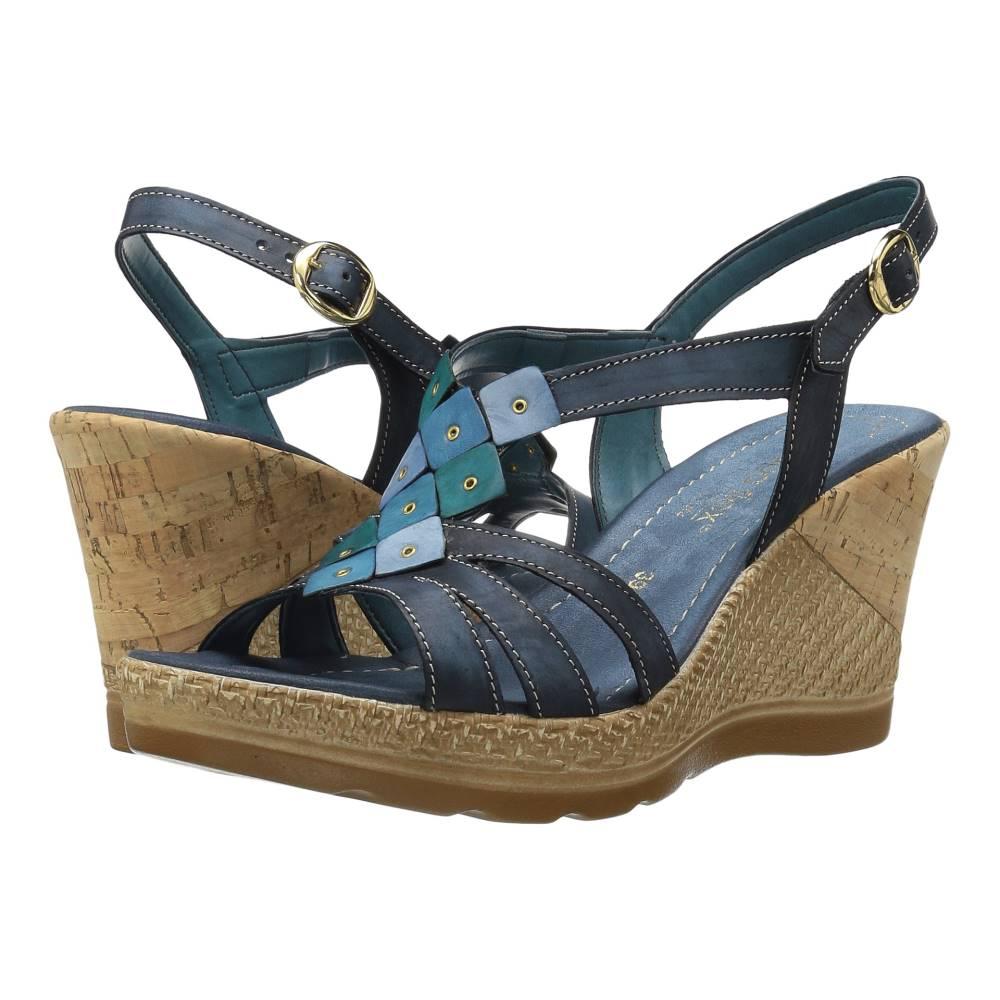 デイビッド テイト レディース シューズ・靴 サンダル・ミュール【Bari】Emerald Multi