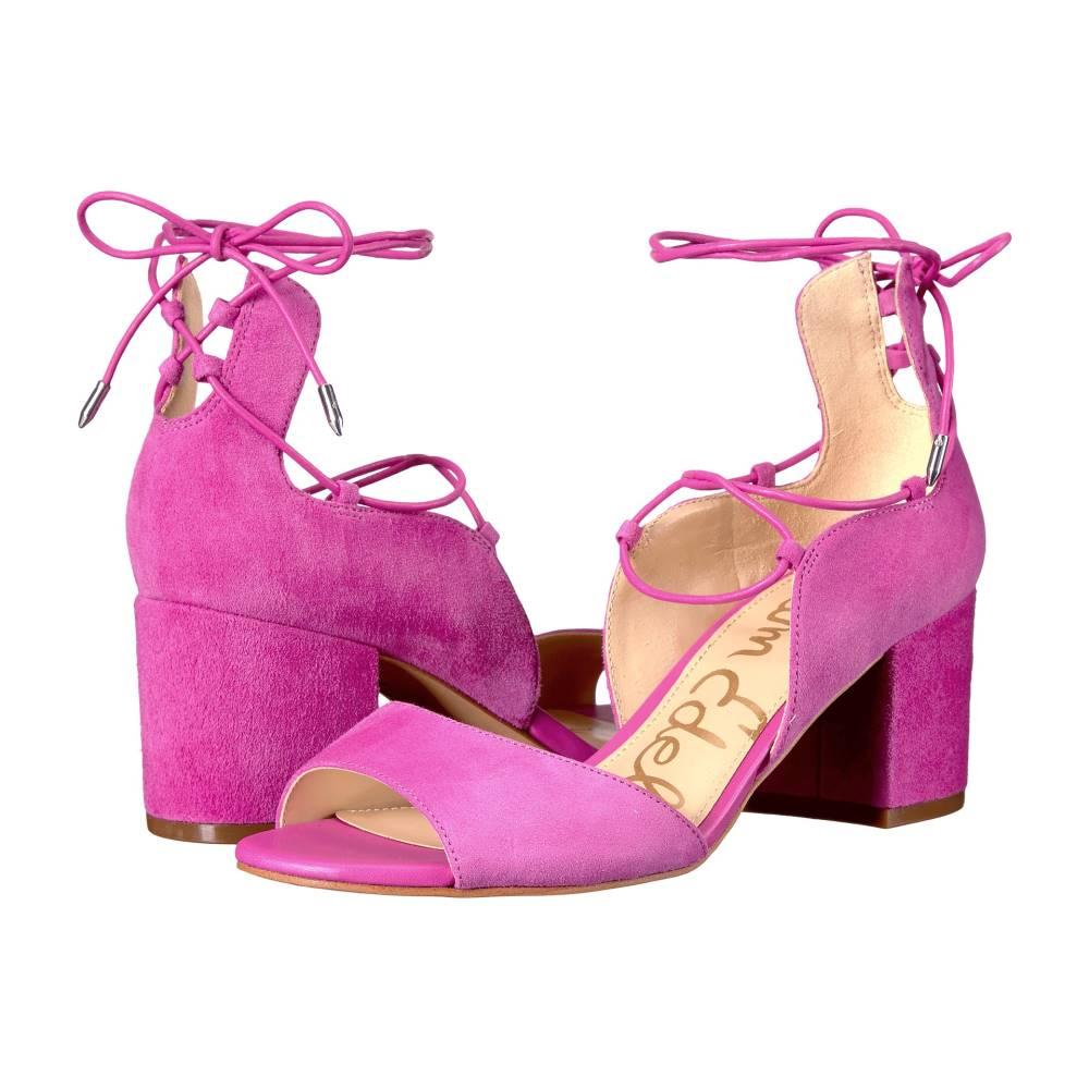 サム エデルマン レディース シューズ・靴 サンダル・ミュール【Serene】Hot Pink