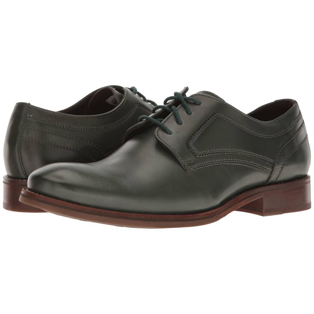 ロックポート メンズ シューズ・靴 革靴・ビジネスシューズ【Wyat Plain Toe】Darkest Spruce Leather