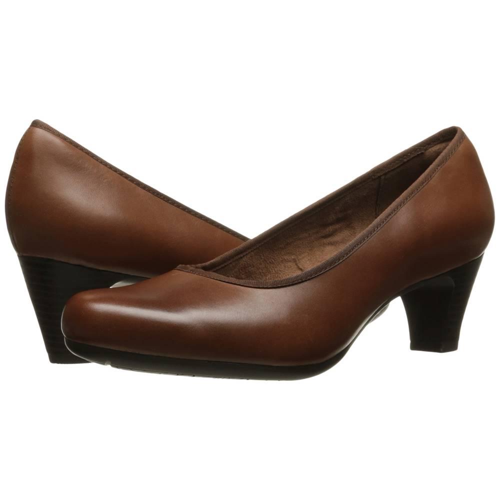 ロックポート レディース シューズ・靴 パンプス【Hezra Pump】Almond Leather