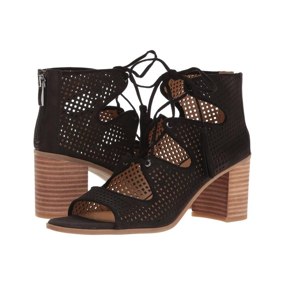 フランコサルト レディース シューズ?靴 サンダル?ミュール【Honolulu】Black Leather