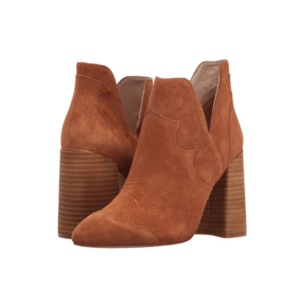 シェリーズロンドン レディース シューズ・靴 ブーツ【Duarte Bootie】Tan Suede