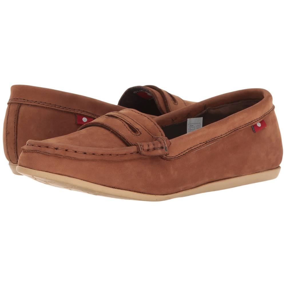 オリバーテ レディース シューズ・靴 スリッポン・フラット【Benini】Antique Brown Nubuck