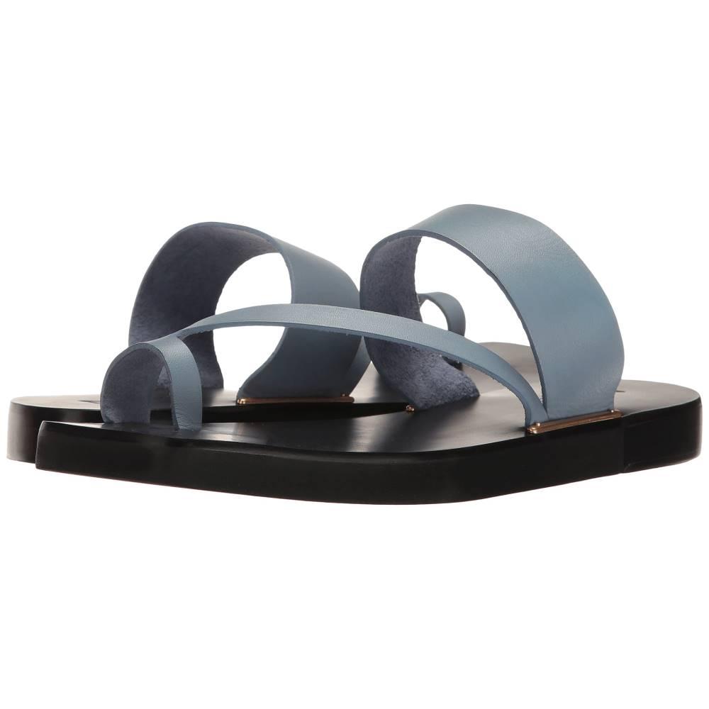 M4D3 レディース シューズ・靴 サンダル・ミュール【Capri】Blue Leather