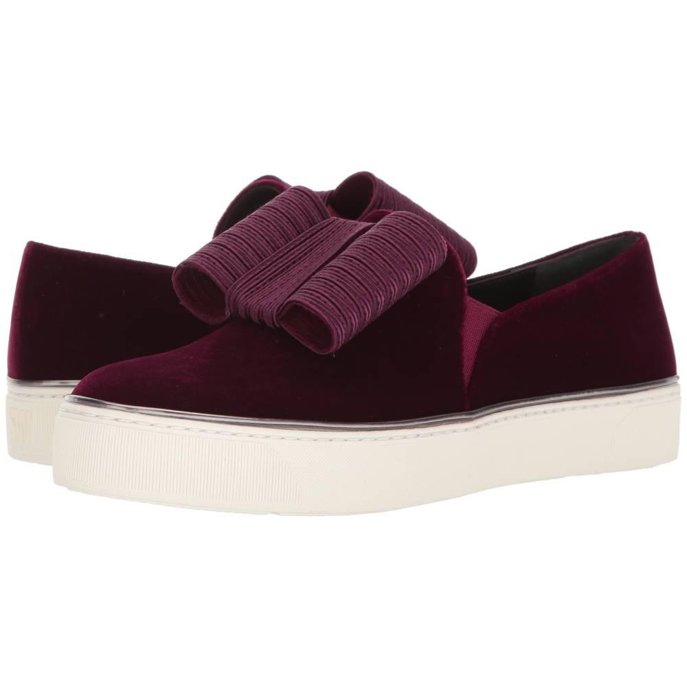 スチュアート ワイツマン レディース シューズ?靴 スニーカー【Bowgal】Bordeaux Velvet