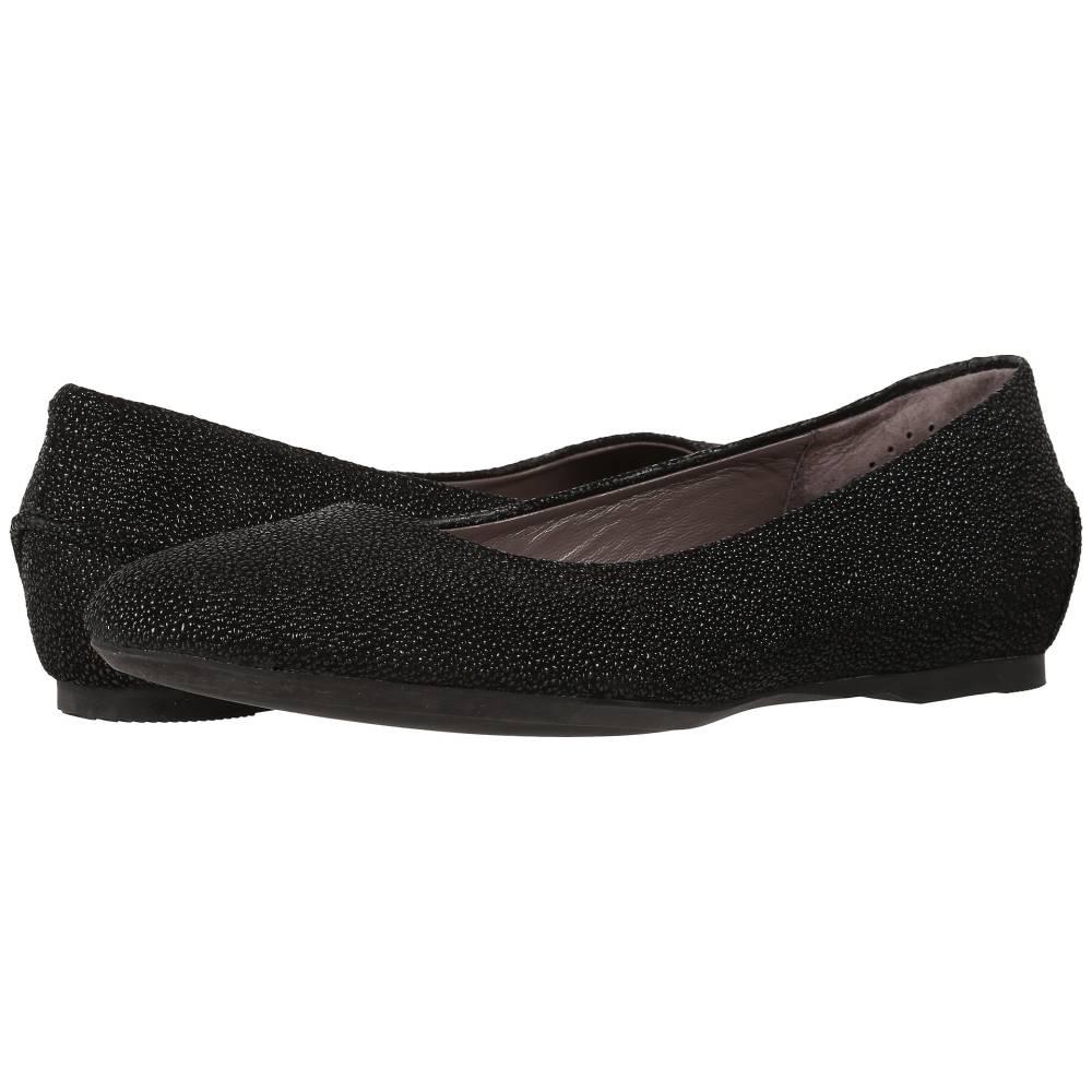 サス レディース シューズ・靴 スリッポン・フラット【Lacey】Noir