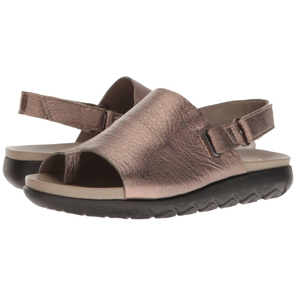 エアロソールズ レディース シューズ・靴 サンダル・ミュール【Boulevard】Bronze Leather